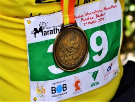 Bhutan International Marathon 2019