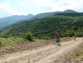 Biking in Picos de Europa