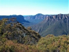 The Great Blue Mountains Walk