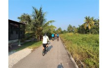 Tangkak Food and Durian Cycling Trail