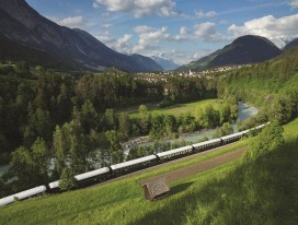 Simplon Orient Express to Venice