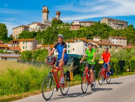 Ride through Unspoilt Tuscany