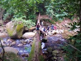 In Search for Liberator B24 - Gunung Telapak Buruk & Gunung Berembun
