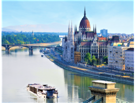 Enchanting Danube Cruise & Cycle