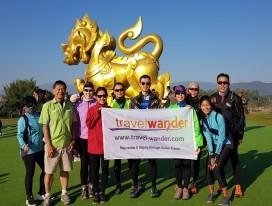 Relaxed Cycling Adventure in Chiang Rai