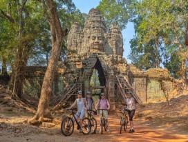 Angkor to Phnom Penh on Bicycle