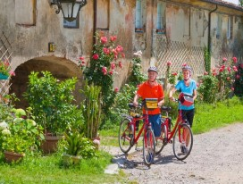 Italy's Eternal City Ride (Florence - Rome)