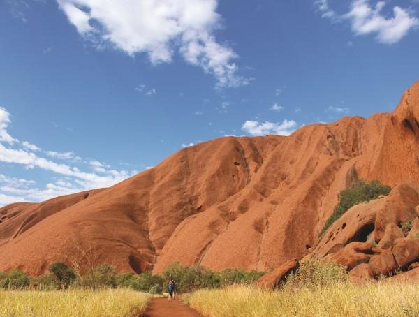 Larapinta, Kings Canyon & Uluru In Comfort