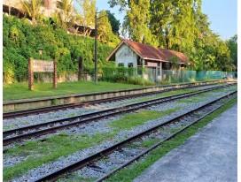 Forgotten Jurong Railway Walk
