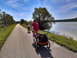 Danube Cycle Path (Linz – Vienna)