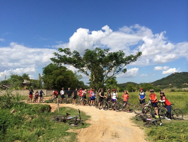 Chiang Mai Countryside Bike Exploration