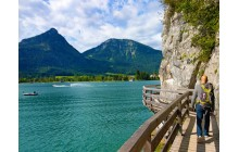 Lake Walking in Austria's Salzkammergut