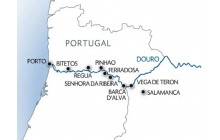 Cruise & Hike from Portugal to Spain