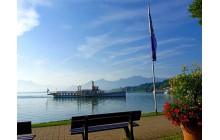 Impressions of Lake Chiemsee Ride