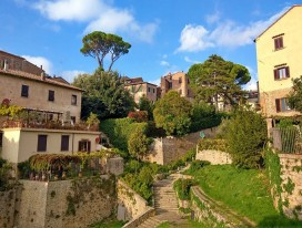 Walking in Picturesque Tuscany