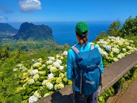 Coastal and Gardens Hike in Madeira Portugal