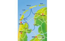 Sail and Bike Wadden Sea island Hopping