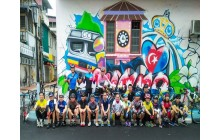 Cycle to Eat, Play, Shop in Kluang