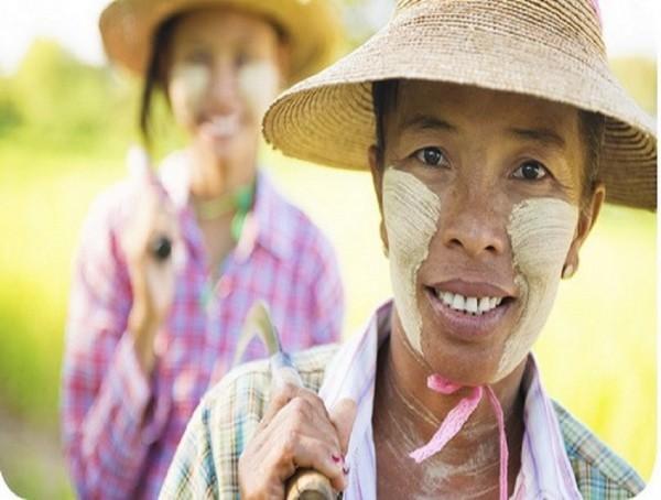 Portraits of Myanmar