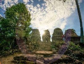 Essence of Cambodia Ride