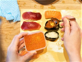 Sushi Culinary Experience