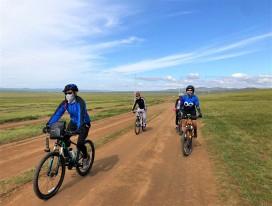 (Pre-Register) Land of Genghis Khan Ride