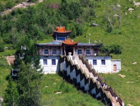Mongolia Steppe Yoga and Meditation