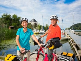 Relaxed Cycling in Salzburg's Lake District