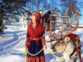 Winter Wonderland & Northern Lights in Lapland