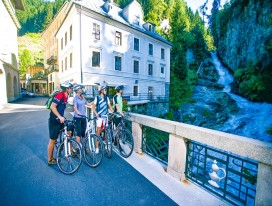 Cycling in Picturesque Austria