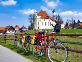 Romantic Road and Bavarian Lakes Ride