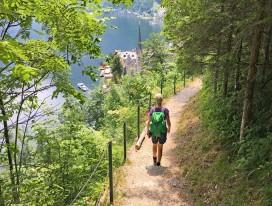 Lake Walking in Austria's Salzkammergut