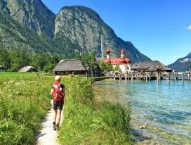 Hiking Trail of Salzalpensteig