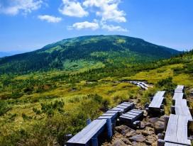 Famous Mountains Tohoku Hike