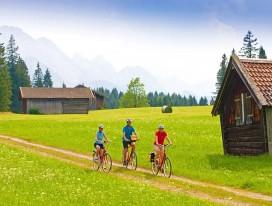 Riding Around the Bavarian Lakes