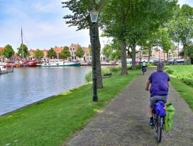 Sail & Bike in Dutch Wadden Sea