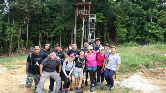 Hiking Gunung Panti - Our Experience