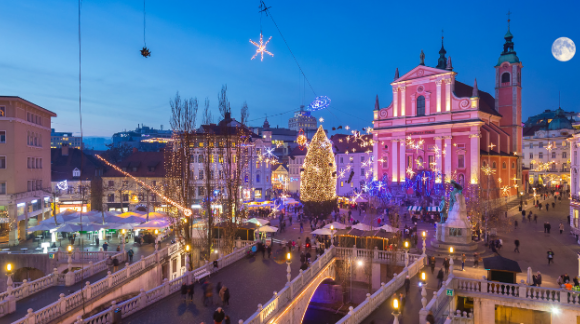 Feel the Christmas Festive in the Balkans!