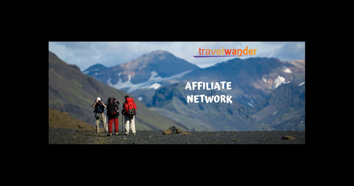Travel Wander's Affiliate Network
